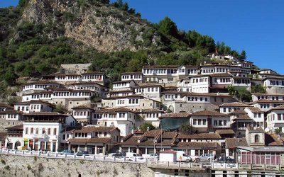 Albanien, das Land der Skipetaren
