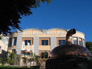 Brauerei in Korca