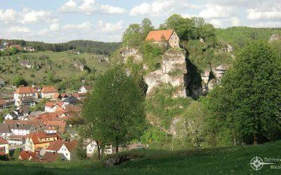 Wandern, Schauen und Genießen in der Fränkischen Schweiz