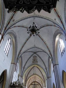 St. Johannes Kathedrale in Cammin