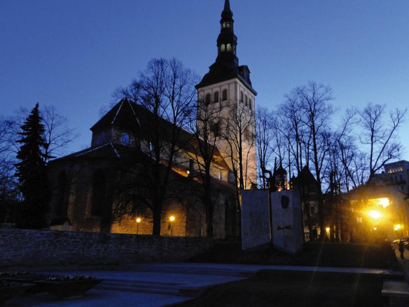 Der Tallinner Dom