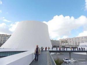 """""""Grand Volcan"""" in Le Havre von Oskar Niemeyer"""