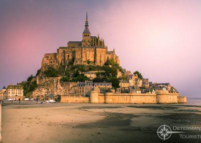 Mont St. Michel in der Normandie