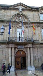 Rathaus in Aix-en-Provence