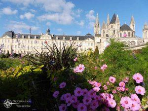 Rathaus in Caen, ehemals eine Bendiktinerabtei