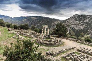Das sagenumwobene Delphi