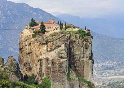 Meteora Kloster bei Kalambaka in Griechenland