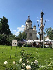 Die orthodoxe Kirche in Cluj Napoca