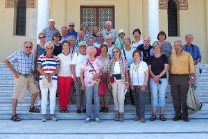 Reisegruppe der Pfarrgemeinde St. Ludgerus Borken